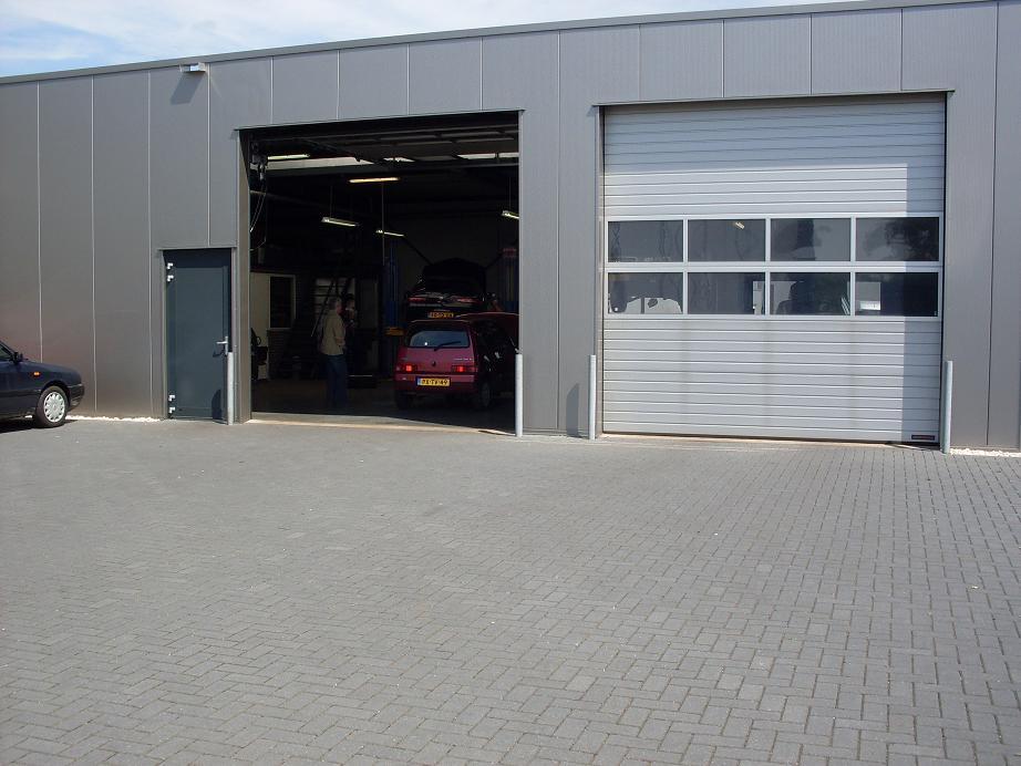 Werkplaats garage Jelle Talsma