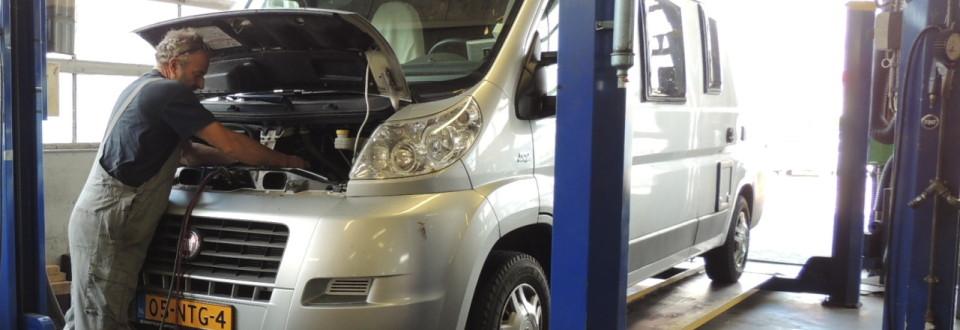 Bedrijfswagen Fiat