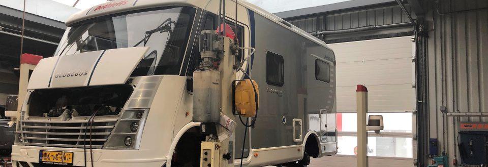 Fiat camper Jelle Talsma