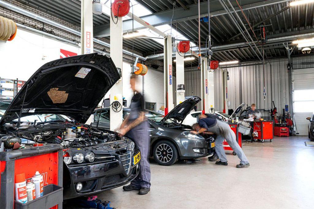 autobedrijf Jelle Talsma in Heerenveen